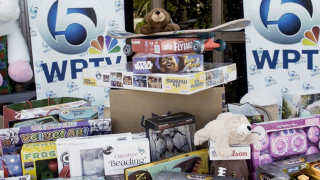 WPTV Holiday Toy Drive