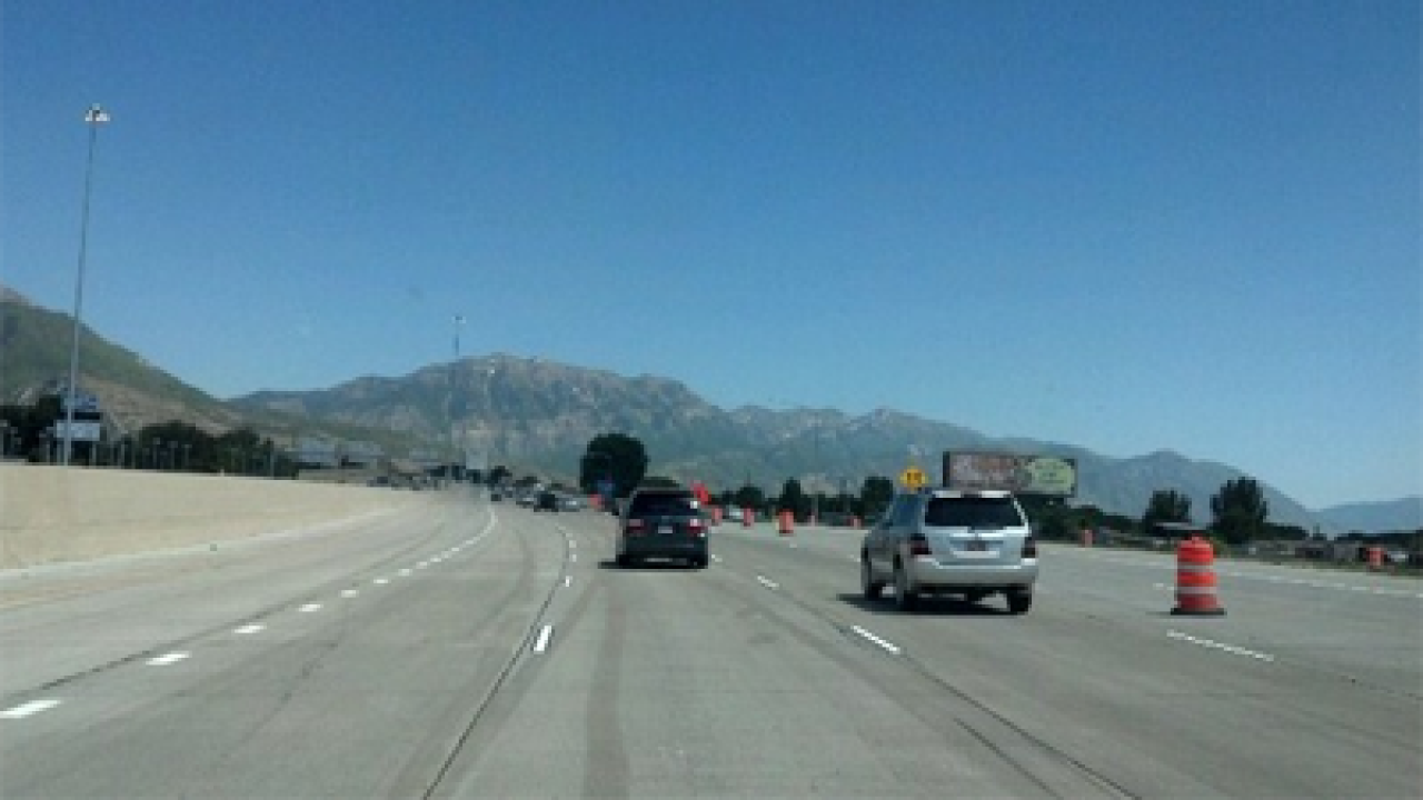 I-15 CORE project wraps up from Lehi to Pleasant Grove