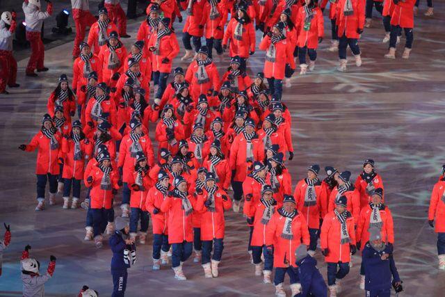 Photos: Winter Olympics 2018 closing ceremony