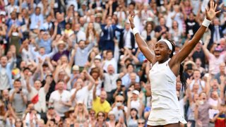 Coco Gauff, 15, becomes the youngest tennis titlist in 15 years