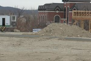 First new building going up at Helena's Capital Hill Mall site