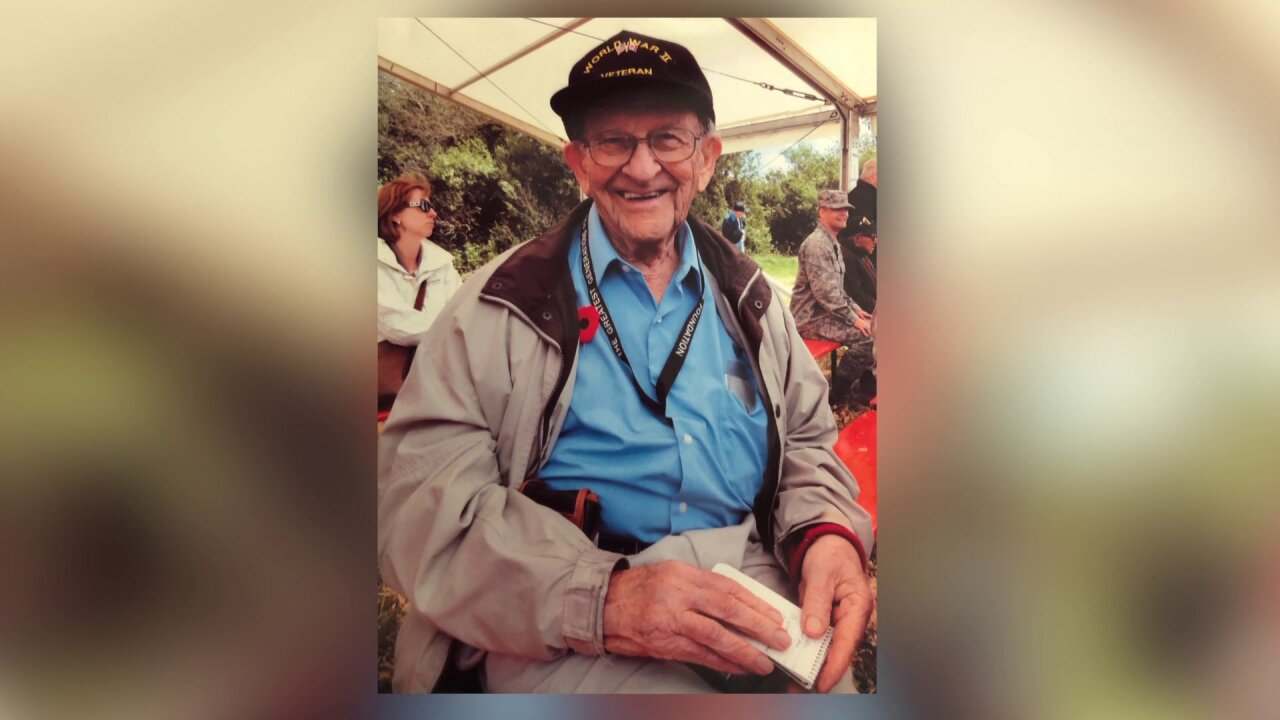 100-year-old World War II vet survives COVID-19; released from Henrico hospital