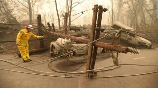 PG&E files for bankruptcy following deadly California wildfires