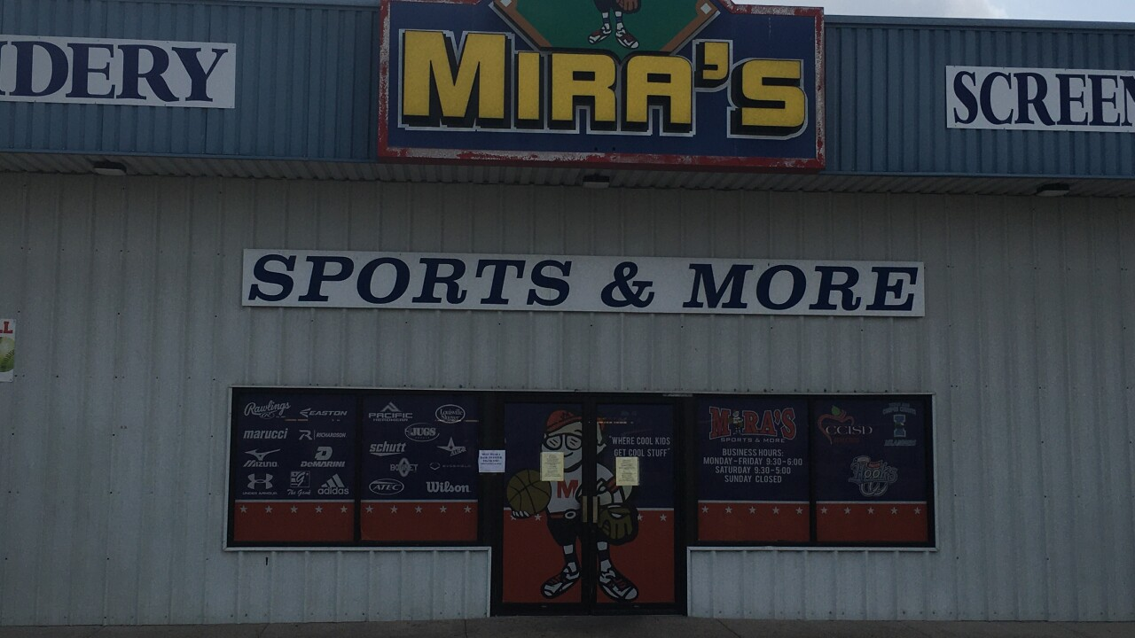 Mira's Sports & More working on plans for next season
