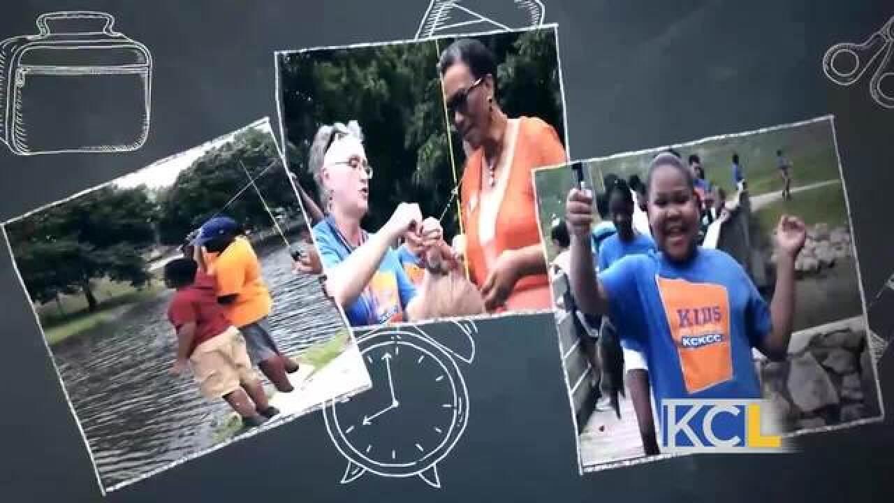 KCKCC offers Kids on Campus summer camp for kids