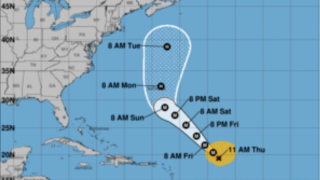 Teddy strengthens into major Category 3 hurricane, not currently expected to impact US