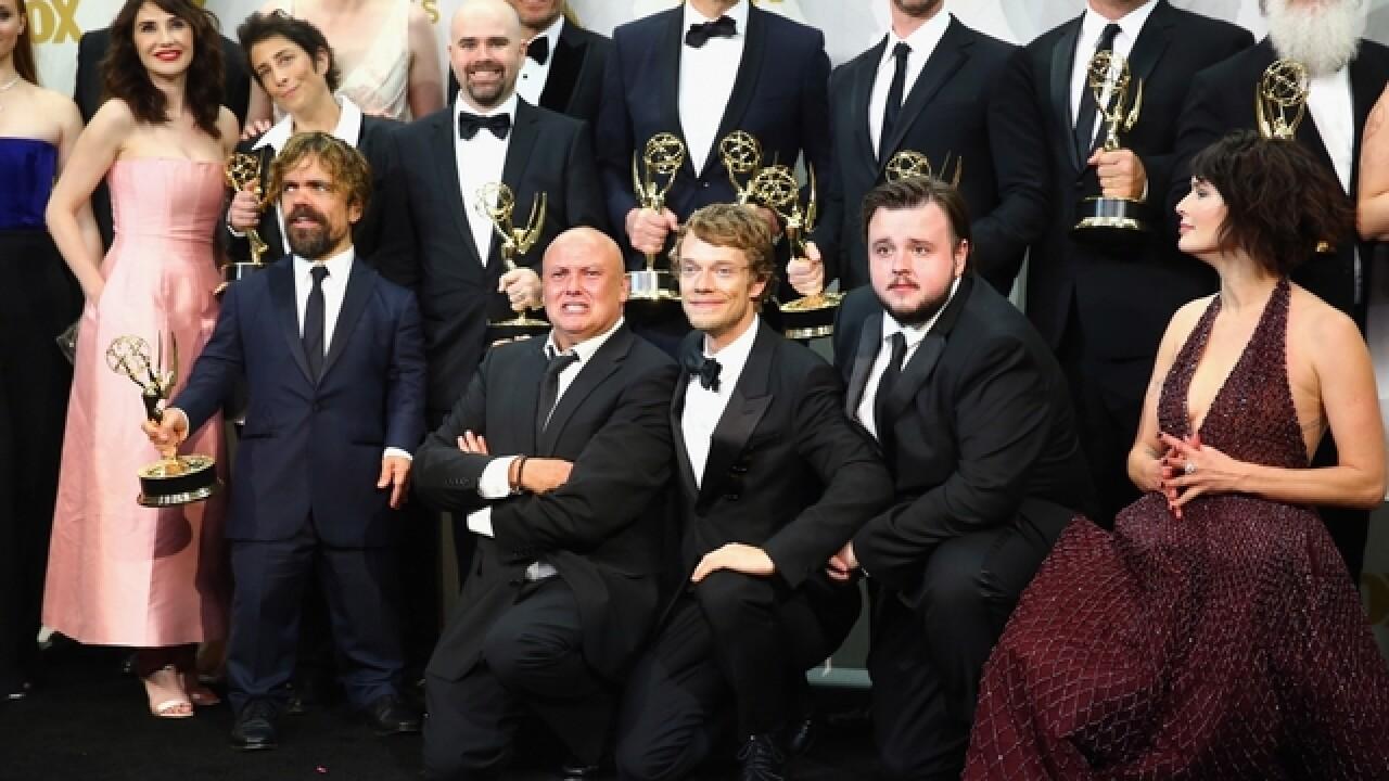 HBO dominates 2015 Emmys