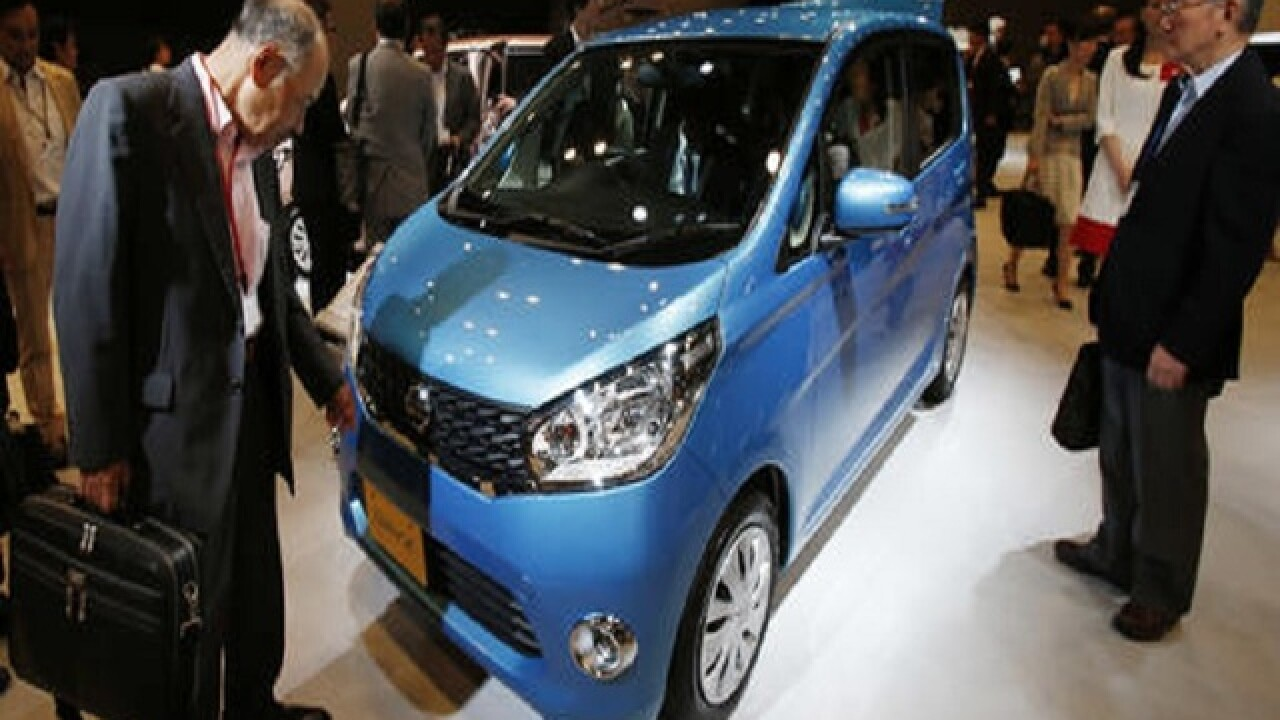 Mitsubishi admits doing false mileage tests