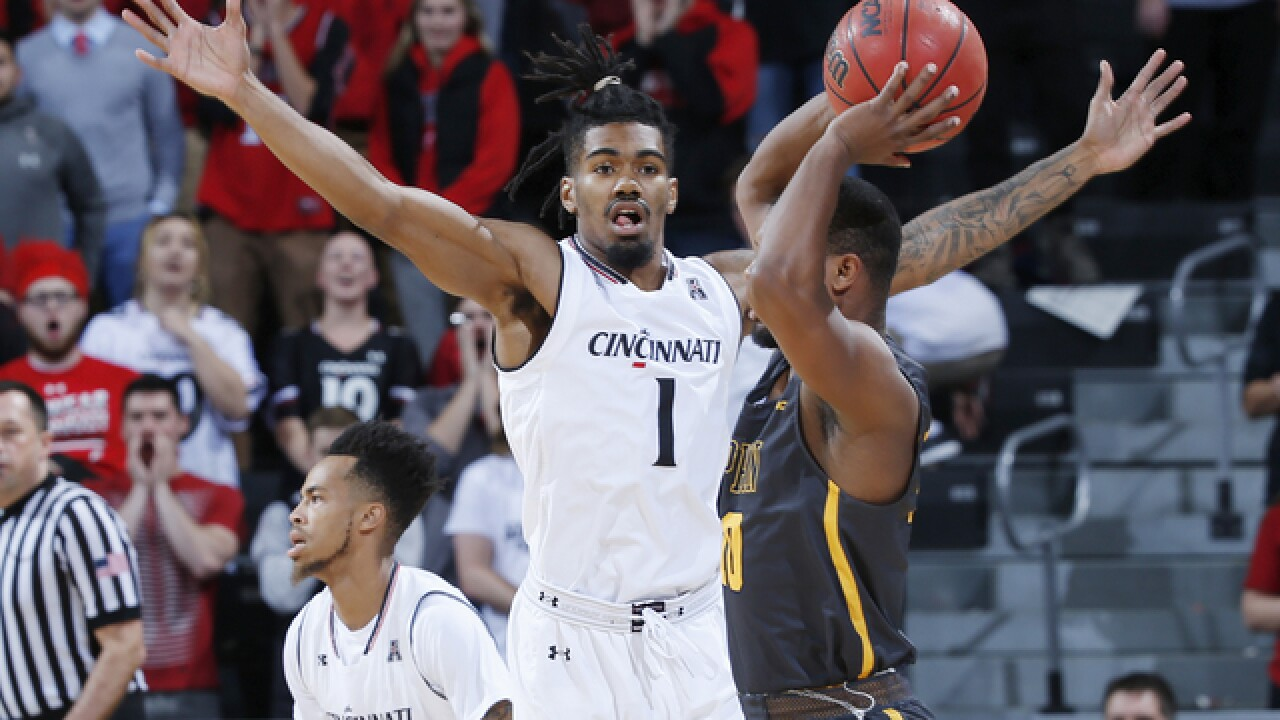 UC's Evans waits for his moment to shine in NBA