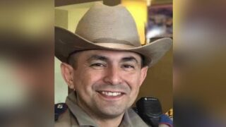 Wounded trooper Moises Sanchez celebrates his birthday today