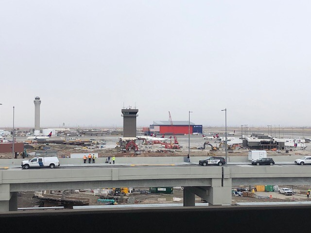 SLC Airport Delta Tower
