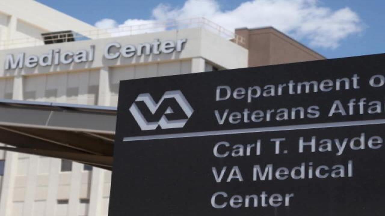 Veterans' affairs left out of State of the Union