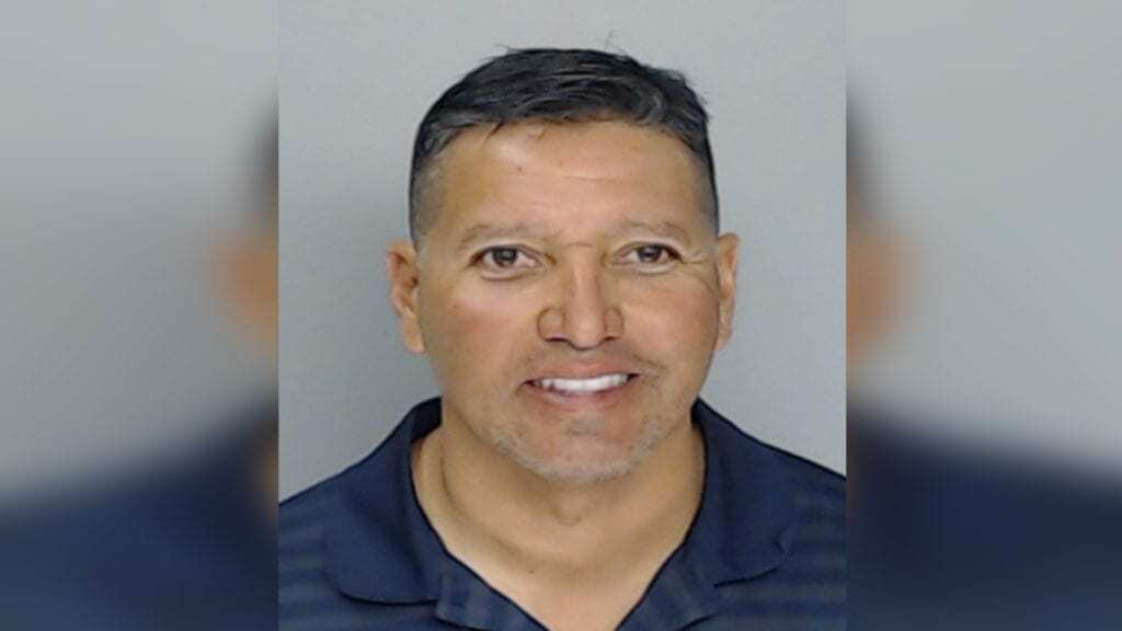 CCPD police officer Tommy Cabello was sentenced to 10 years in prison for abusing his wife.