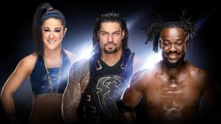 SmackDown Live in Detroit this summer
