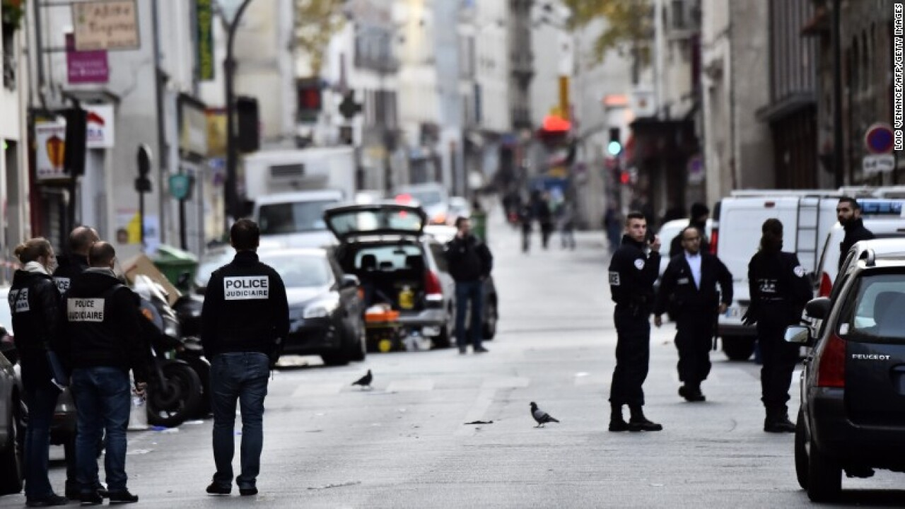 Arrests made in connection to Paris terror attack