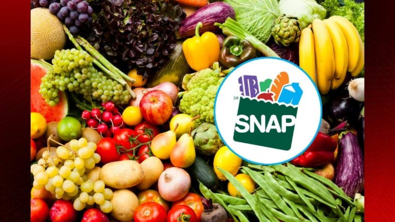 SNAP benefits