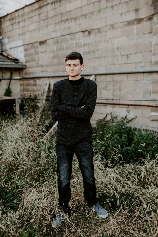 Hunter Osmera | Senior