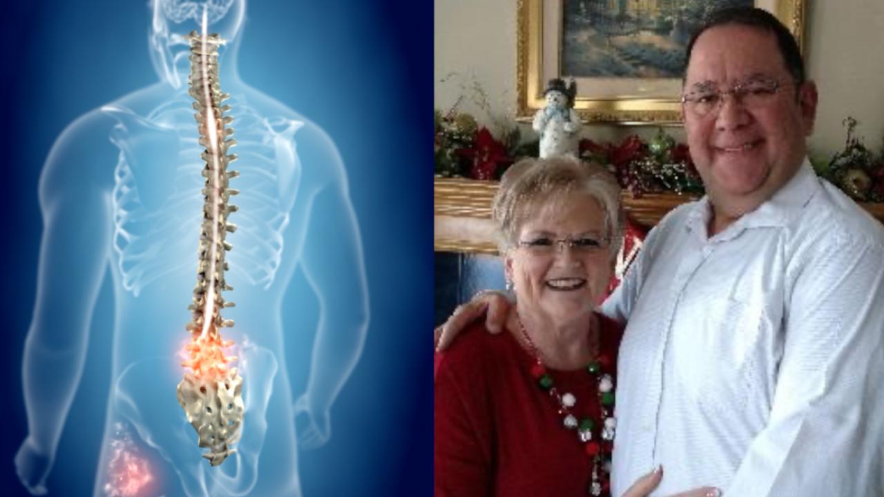 Ron Bennett St. Luke's alternative pain treatment