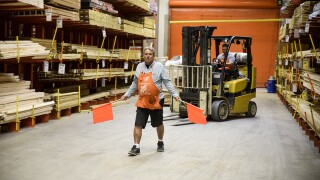 The Home Depot hiring associates across all Arizona stores