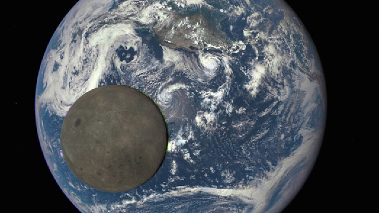NASA: Strange noises heard on far side of moon