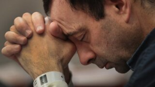 VIDEO: Nassar blames victims in police interview