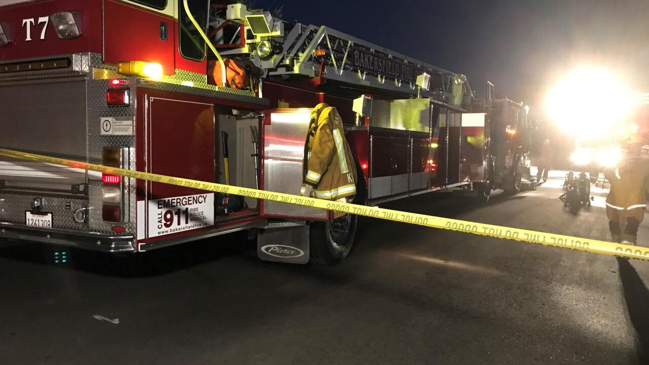 Fatal Fire Southwest Bakersfield