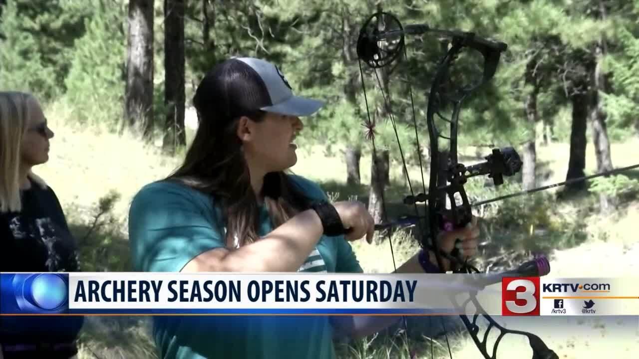 Archery season in Montana is increasingly popular