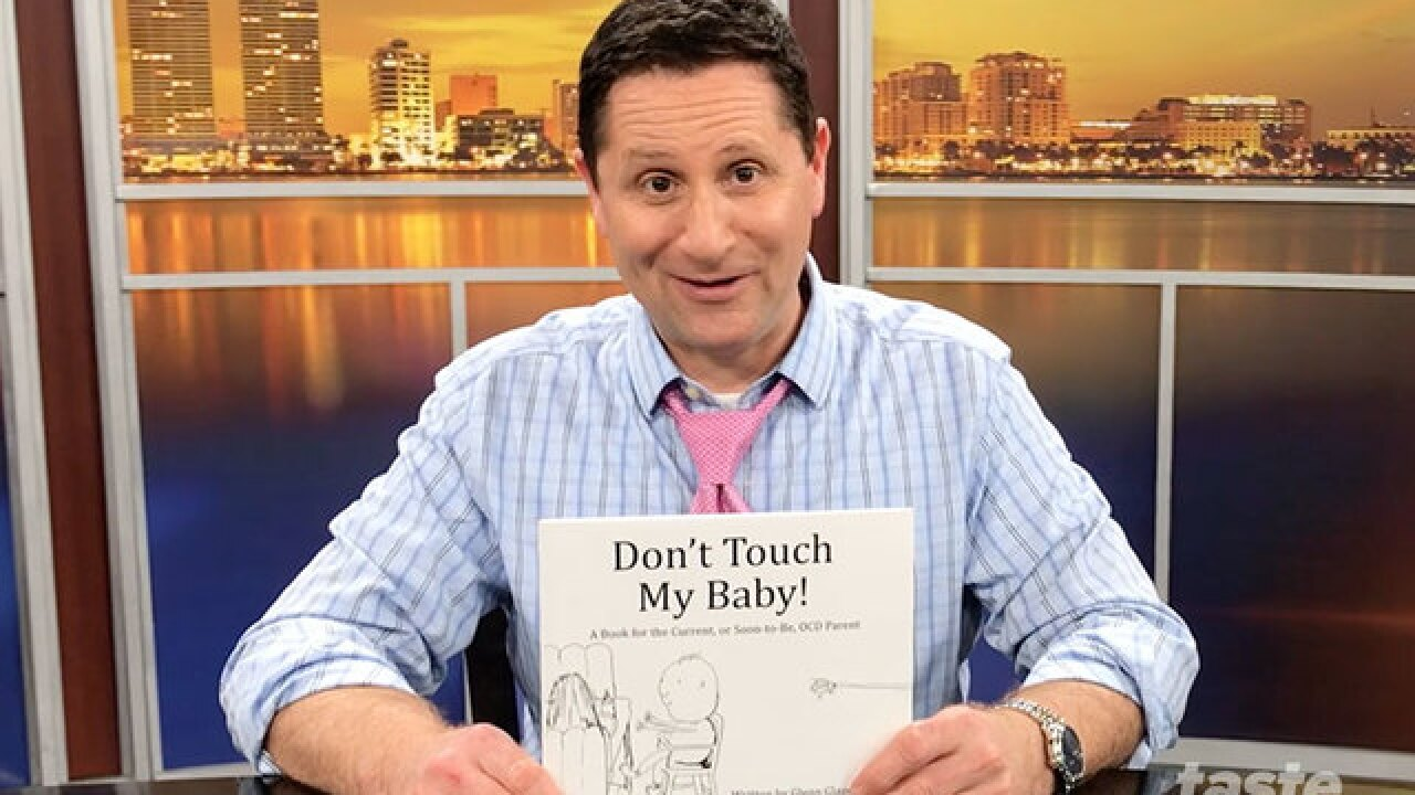 "Glenn Glazer's ""DIRTY"" little secrets inspire his book ""Don't Touch My Baby"""