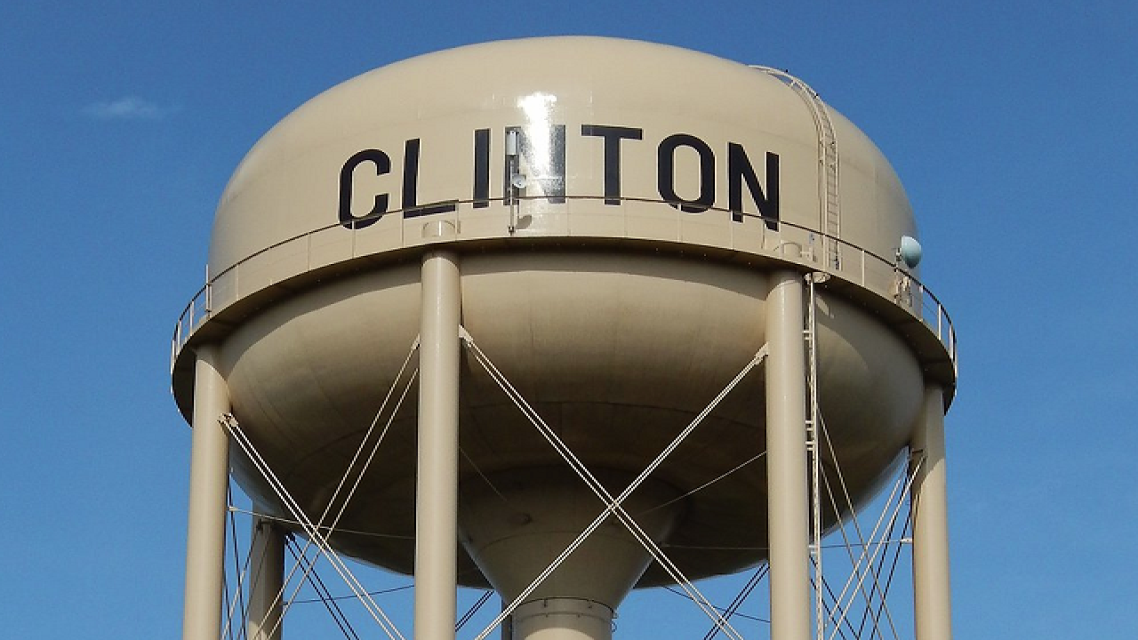 Did city of Clinton, Indiana really try to change its name because of Hillary?