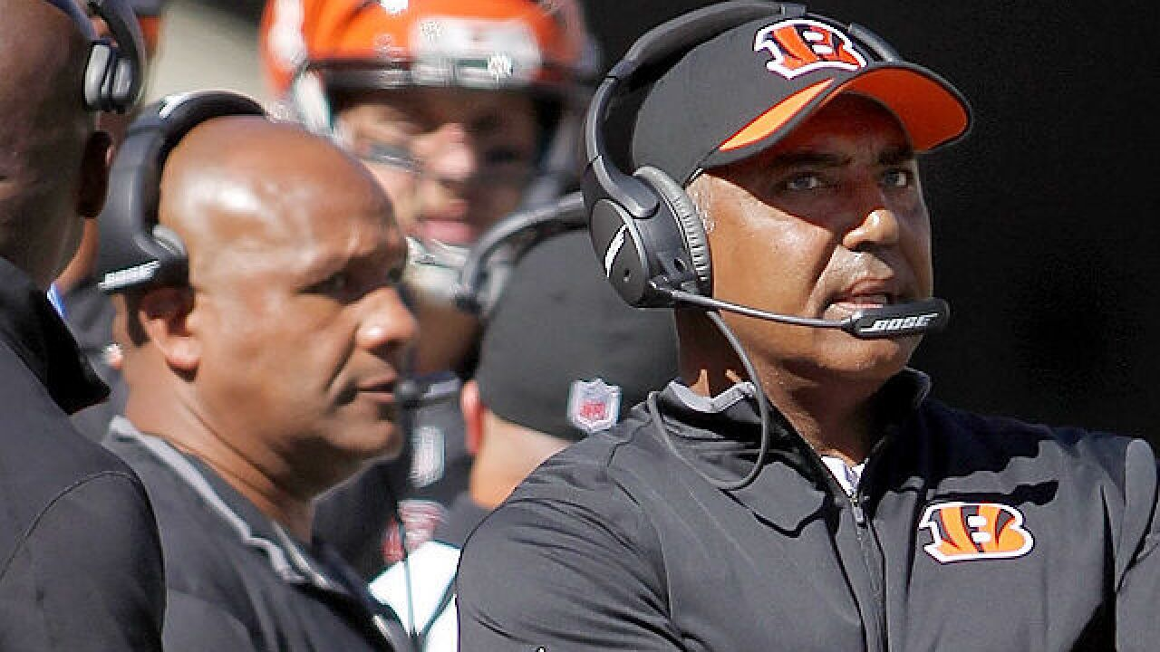Six other NFL coaches join Marvin Lewis on the hot seat