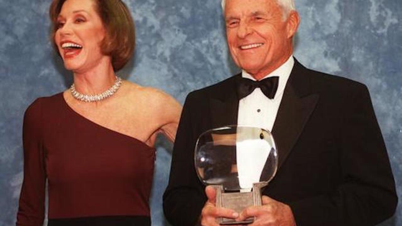 NBC boss, hit producer Grant Tinker dies at age 90