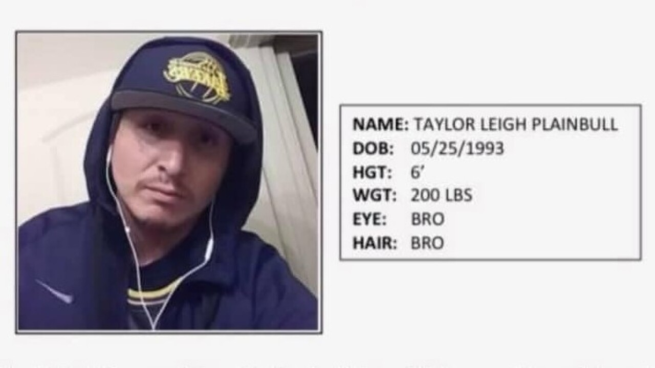 FBI looking for homicide suspect in Yellowstone County