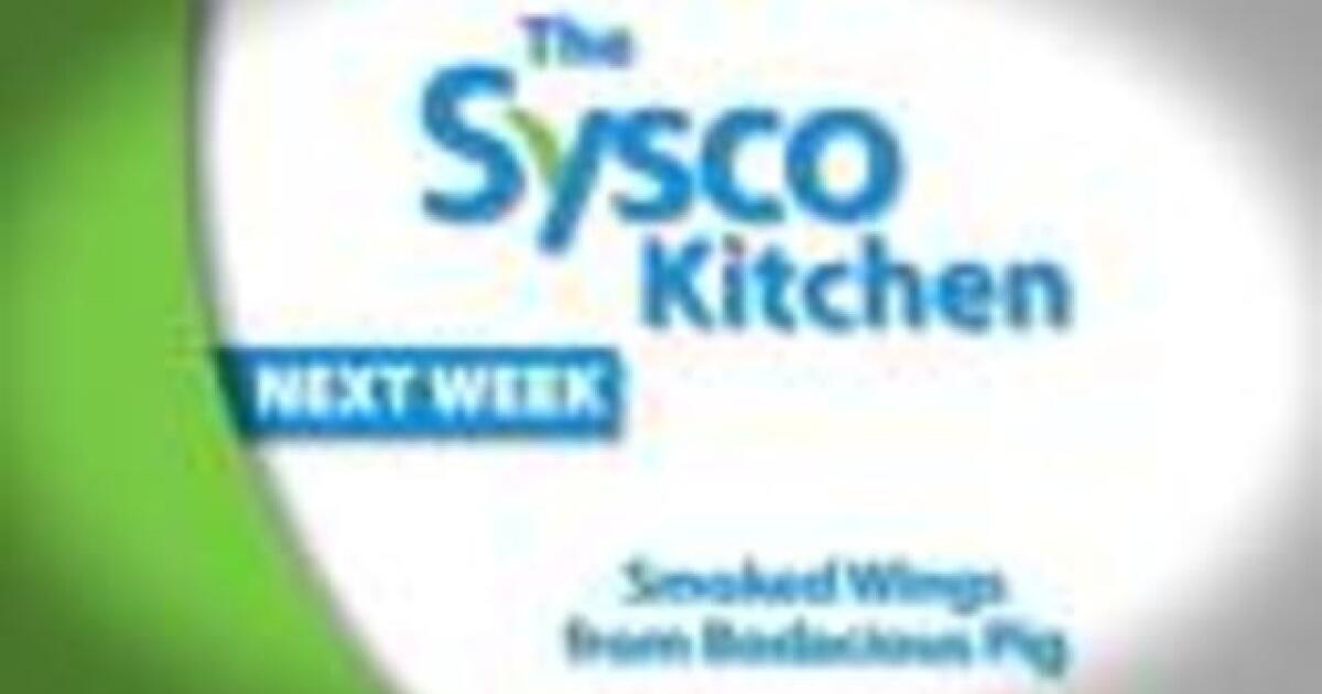 SYSCO KITCHEN: Reel Foods Crab Cakes