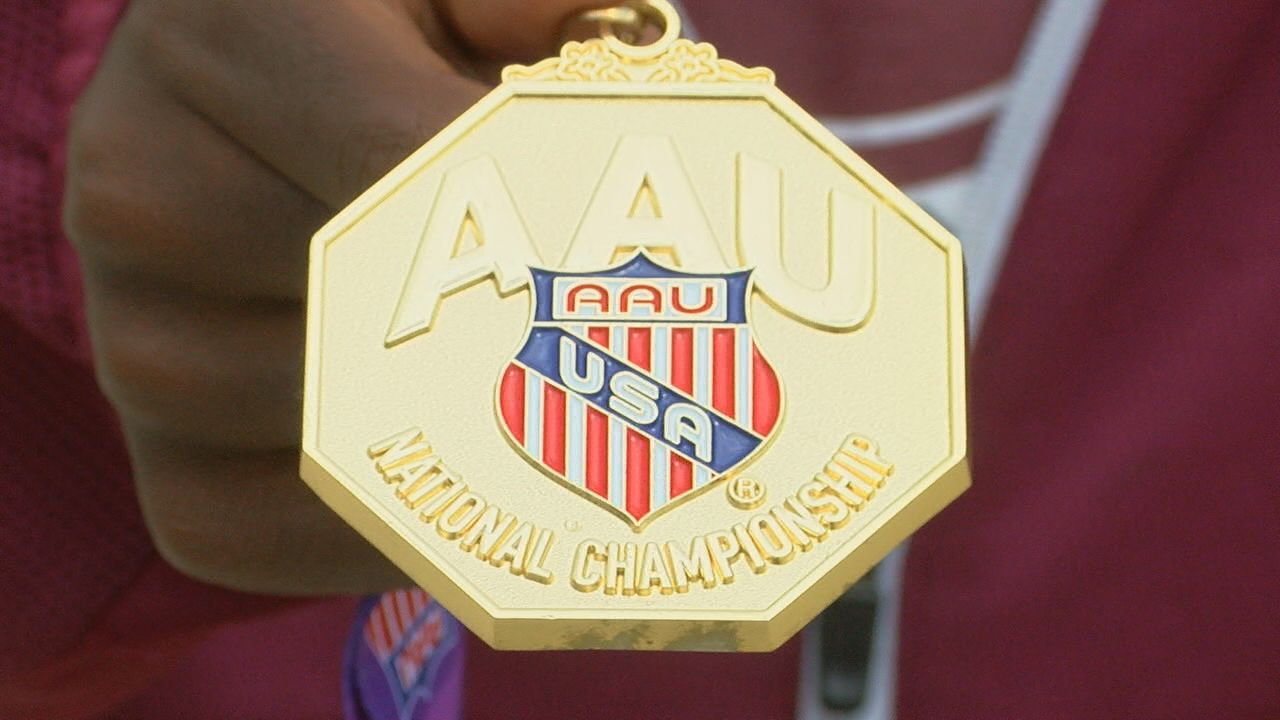 Tallahassee diver captures AAU National Championship