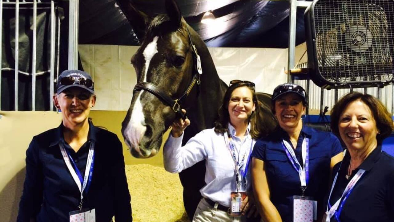 Colorado Springs native is headed to Tokyo Olympics to work as a veterinarian