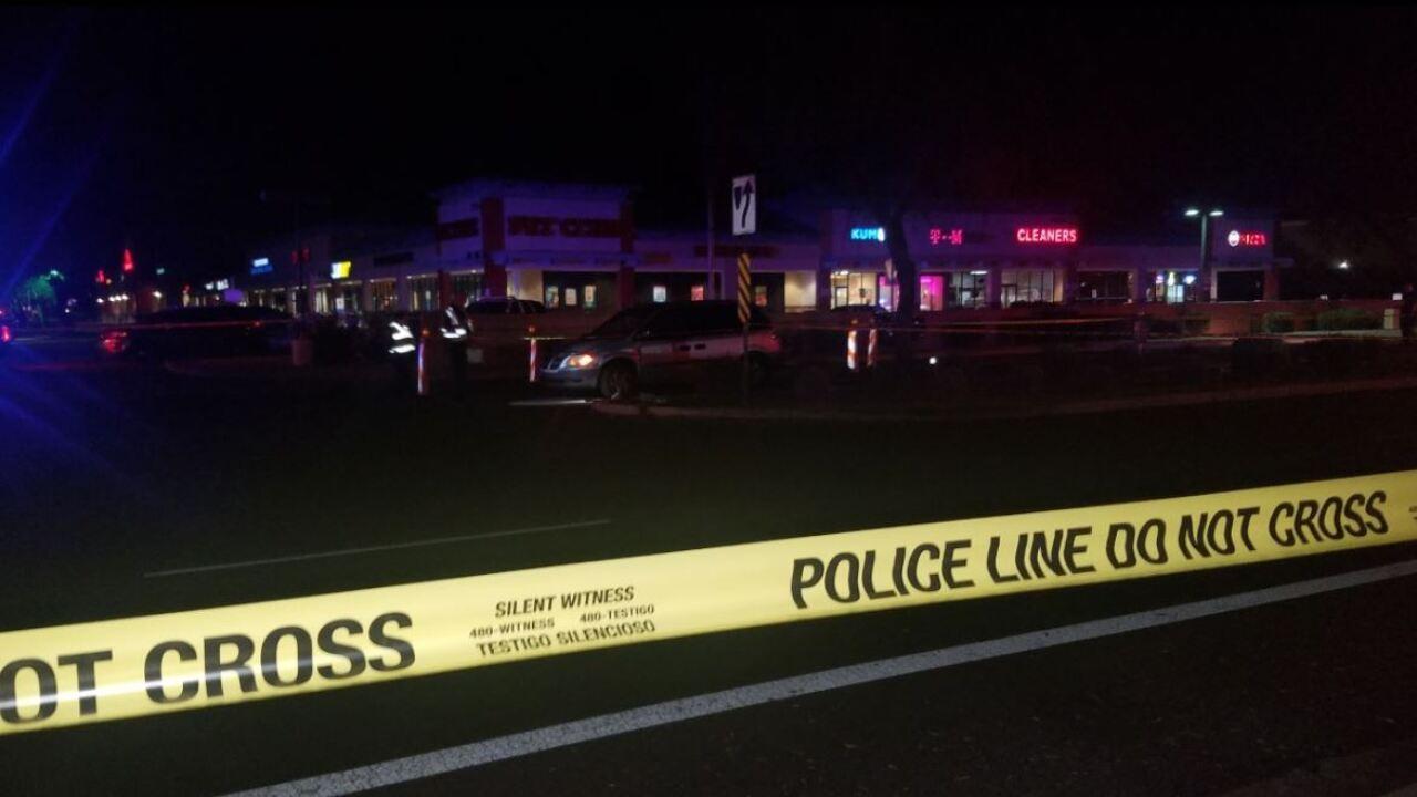 Pedestrians struck, injured by vehicle in Surprise 5-16-20