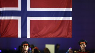 Bed and breakfast removes Norwegian flag after confused for Confederate flag