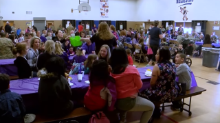 Great Falls celebrates 'Month of the Military Child'
