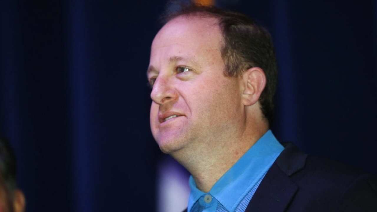 Governor Jared Polis