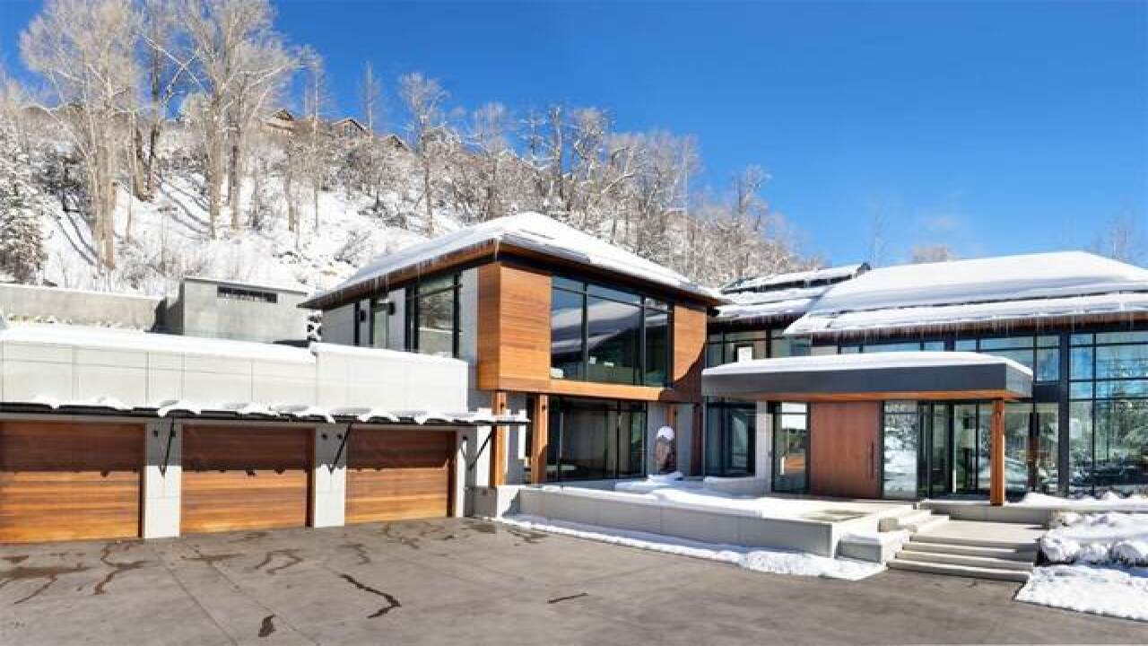 Colorado Dream Homes 30 Million Aspen Home Is Most Expensive Sale