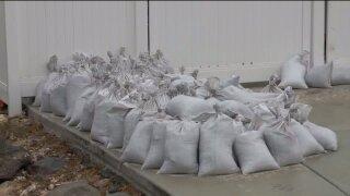 Sandbags distributed due to mudslide risk in Lehi