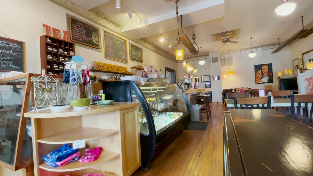 Wake Cup Coffee House