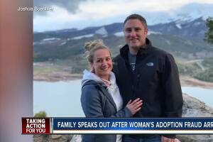 Adoption fraud leaves couple heartbroken after struggle to expand family