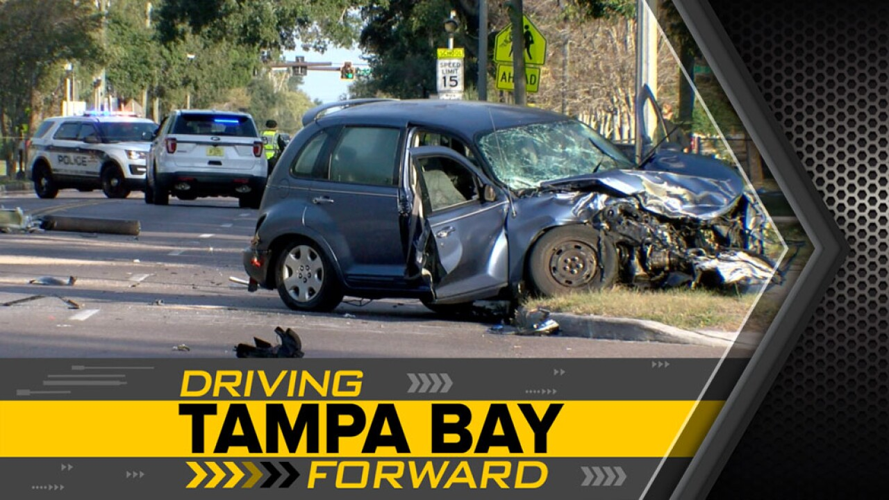 40 people die in St  Pete car crashes, the deadliest year on