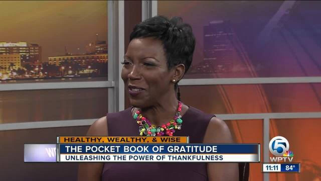 Unleash the power of thankfulness