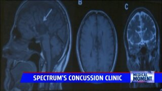 Concussion Clinic with Spectrum Health