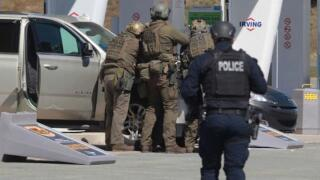Death toll in Canadian shooting rampage rises to 18, authorities expect it could climb higher