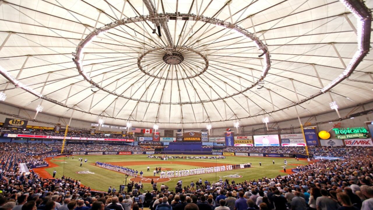 Deadline for Tropicana Field redevelopment plans