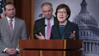 Mike Lee, Susan Collins, Tim Kaine