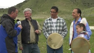 Learn more about the Madison Buffalo Jump State Park during open house